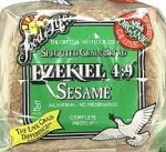FOOD F LIFE BREAD SESAME