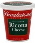 BRKST RICOTTA CHEESE 15 Z