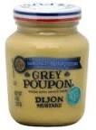 GREY POUPON MUSTARD 8 Z
