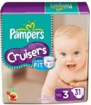 PAMPERS STAGE 3 35CT