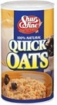 SFINE QUICK OATS 18 Z