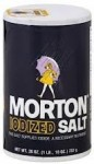 MORT IODIZED SALT 26 Z