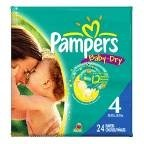 PAMPERS STAGE 4 24ct