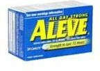 ALEVE CAPLETS 24 CT